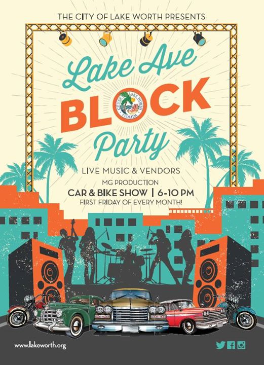 lake ave block party