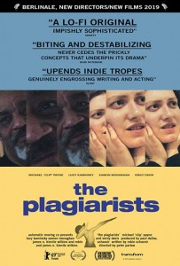THE PLAGIARISTS movie poster