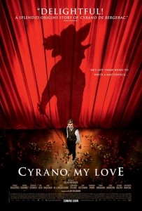 cyrano my love movie poster