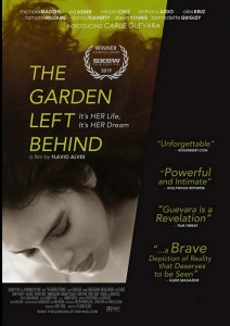 A GARDEN LEFT BEHIND movie poster