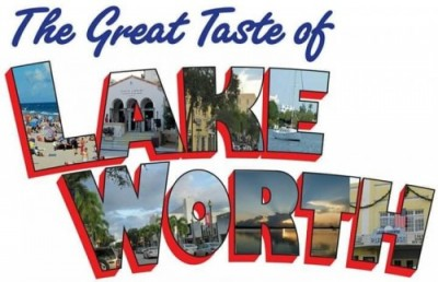 Great Taste of Lake Worth logo