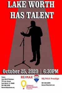 Lake Worth Has Talent poster