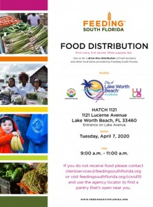 Feeding Florida flyer