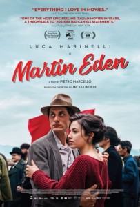 Martin Eden movie poster