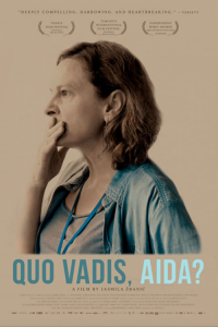 Quo Vadis, Aida? movie poster