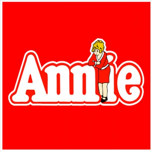 Annie the Musical Poster