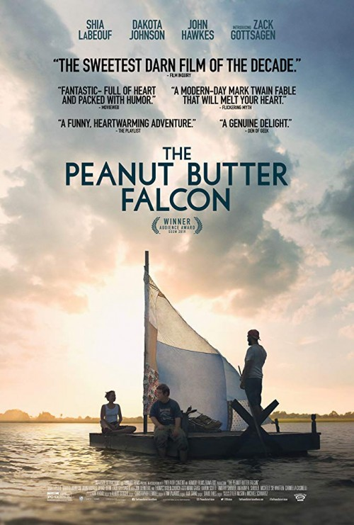 The Peanut Butter Falcoln movie poster
