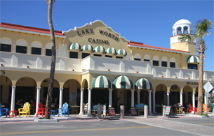 Image of Lake Worth Casino building exterior