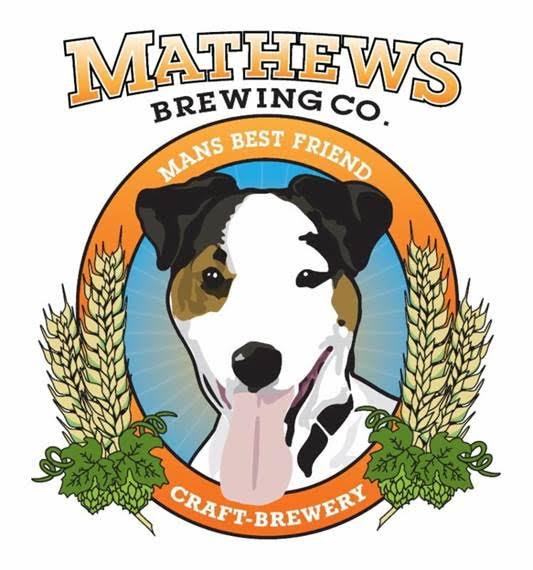 Graphic image of Matthews Brewing logo